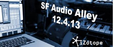 SF Audio Alley & Bish Bash Meetup / hosted by iZotope