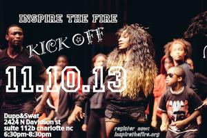 "Inspire the Fire Kickoff ""Semester 1.5"""