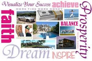 Virtual Vision Board For Your Business~ Empowering...
