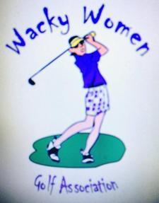 Wacky Women Golf Association logo
