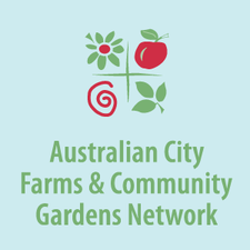Australian City Farms & Community Gardens Network logo
