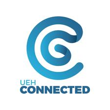 UEH CONNECTED logo