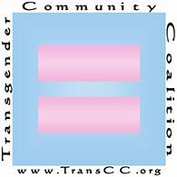 Transgender Community Coalition TCC logo