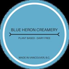 Blue Heron Creamery logo