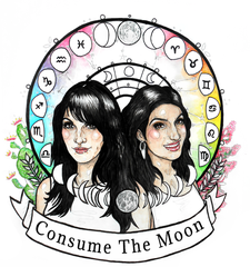 Consume The Moon  logo