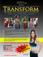 BBX TRANSFORM: 30 Days to Permanent Change - SANTA...