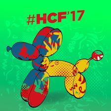 Hispanic Comedy Festival logo
