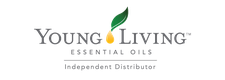 Michelle Brenmark and Cecilia Richley, Young Living Essential Distributors and Educators logo