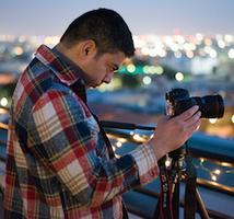 Time Lapse Night Photography Workshop Downtown LA