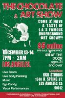 CHOCOLATE & ART SHOW - LOS ANGELES - DECEMBER 13 - 14