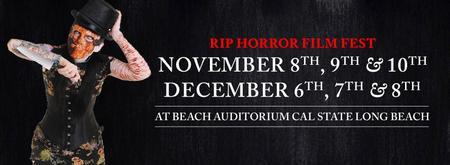 R.I.P. International Horror Film Festival 2013