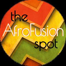 The AfroFusion Spot logo