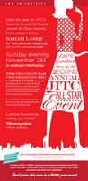 JITC's 2013 Orthodox Jewish All Stars Awards Party