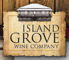 Island Grove Wine Company logo