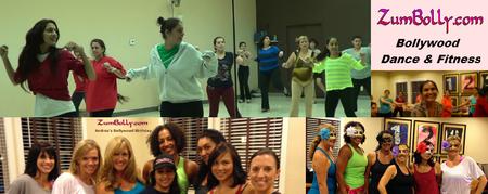Meetup Event - Bollywood Dance Fitness at Ektaa Center...