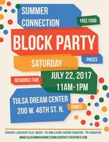 Summer Connection Block Party
