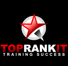 Top Rank IT logo