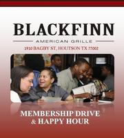 AABE HOUSTON 4Q-2013 Membership Drive & Happy Hour