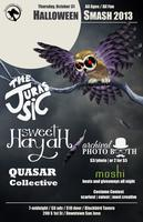 Halloween Smash!! | all ages | The JurassiC, Sweet...