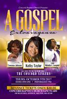 A Gospel Extravaganza featuring Kathy Taylor
