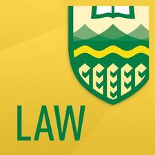 University of Alberta, Faculty of Law logo