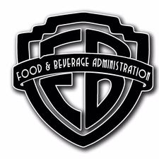 Food & Beverage Admin. logo