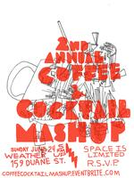 2nd Annual Coffee/Cocktail Mash Up