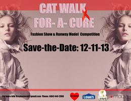 Catwalk for a Cure Fashion Show Benefiting The Don't...