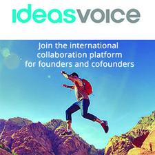IdeasVoice logo