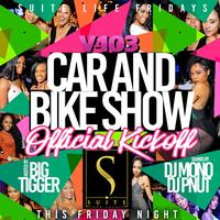 THIS FRIDAY :: V-103 CAR AND BIKE SHOW OFFICIAL...