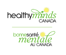 Healthy Minds Canada - Event Partner  logo