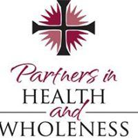 Partners in Health and Wholeness logo