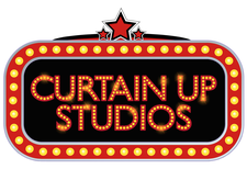 Curtain Up Studios logo