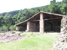 Monumento Nacional Ruínas Engenho São Jorge dos Erasmos - PRCEU logo