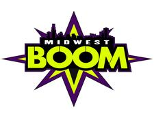 Midwest BOOM Football logo