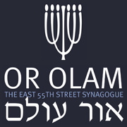 Or Olam - The East 55th Street Synagogue logo