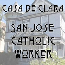 Casa de Clara Catholic Worker logo