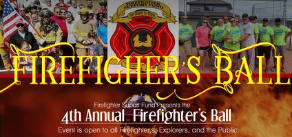 Firefighter Support Fund - Ball, T-Shirts, & Challenge...