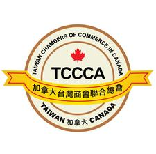 Taiwan Chambers of Commerce in Canada (TCCCA) logo