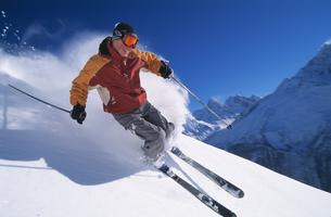 Student Ministry: ELEVATE Ski Trip!