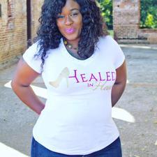 Healed In Heels logo