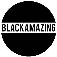 BLACKAMAZING  logo