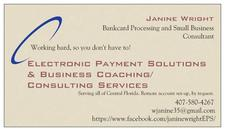 Janine Wright, Business Owner/Consultant/Trainer  logo