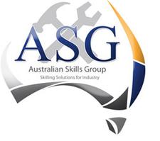 Australian Skills Group logo