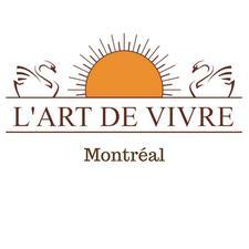 L'Art de Vivre / Art of Living logo