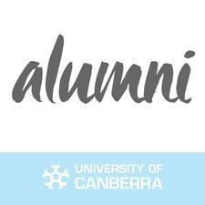 University of Canberra Alumni logo