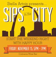 Sips in the City November 2013