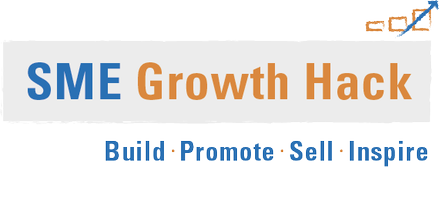 SME Growth Hack: Build. Promote. Sell. Inspire.
