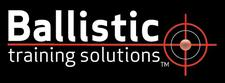 Ballistic Training Solutions logo