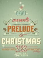 Prelude to Christmas 2013